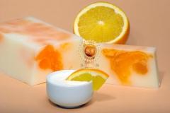 Soap «Orange with Yogurt»