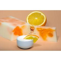 Мыло «Апельсин с йогуртом»